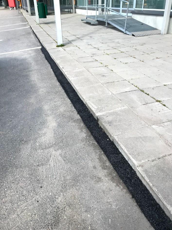 asfalttimakkara klaukkala